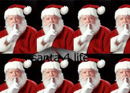 Santa 4 Lyfe!