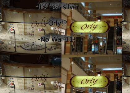 ORLY jewelery