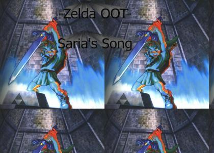 Zelda- Saria's Song