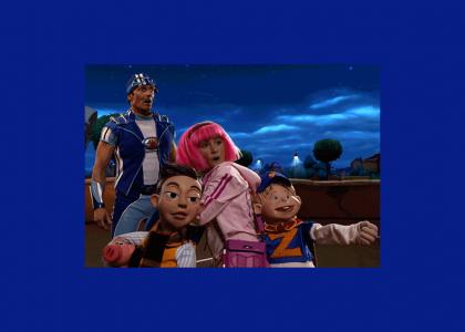 LazyTown: Under New Management
