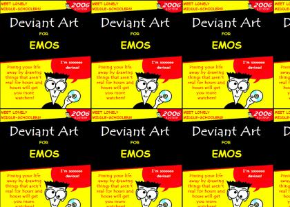 Deviantart for Emos - 2006 Edition
