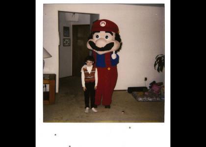 Funny Mario Rape Joke