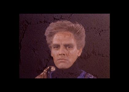 Landru stares into your soul