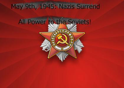 May 9th: Great Victory Day