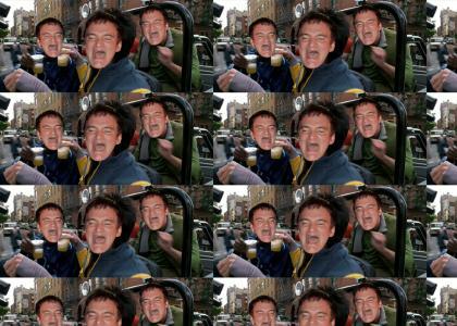 Quentin Tarantino Cruises