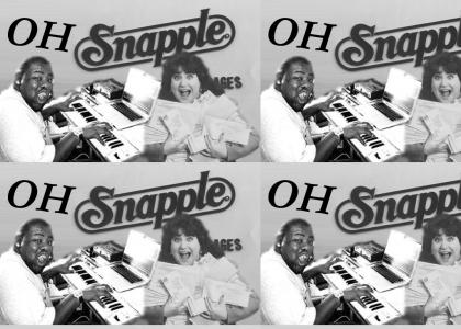 Oh Snapple