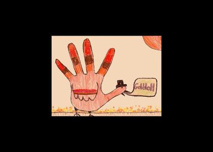 LOL, Hand Turkey