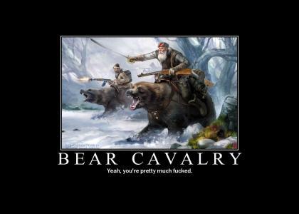 Bears....