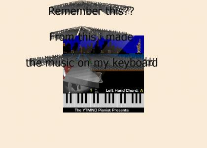 Nigga stole my keyboard (sound not so much the image)