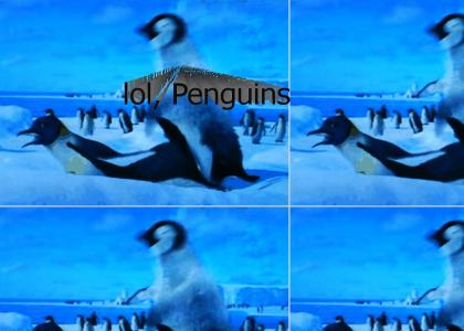 WTF Happy Feet SEX SCENE!
