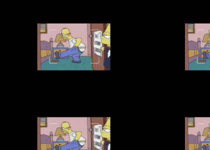 Homer Breaks it Down