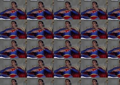 Superman's Sexy Spinnaz