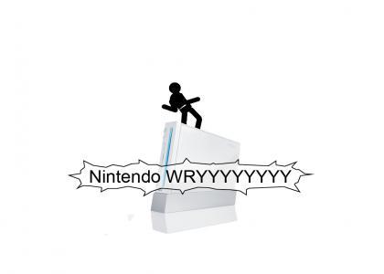 Nintendo WRYYYYYY