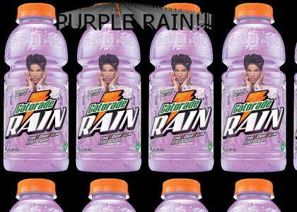 What Prince drinks when Streetballin
