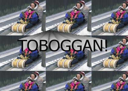 TOBOGGAN!