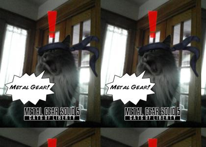 Metal Gear Solid 5: Cats of Liberty
