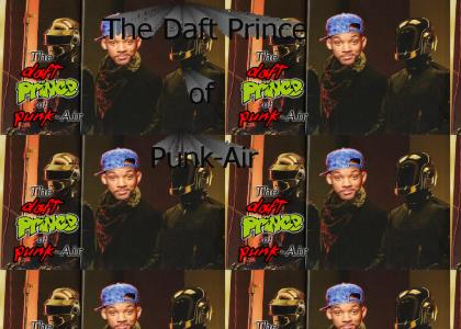 Daft Prince of Punk-Air
