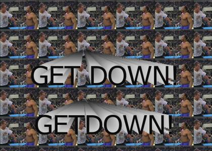 Sandman and Scorpio GET DOWN!!!