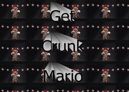 Get Crunk Mario