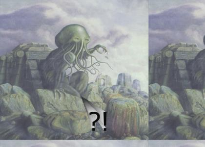 Cthulhu Speaks! (Possible insanity from listening)