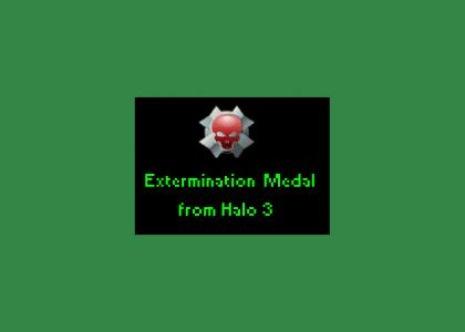 epic halo medal