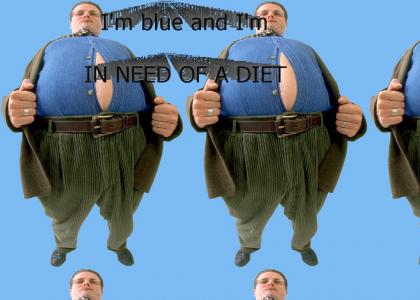 In need of a diet?