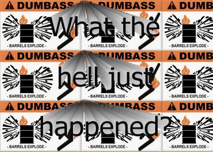 OMG WHAT HAPPENED?!