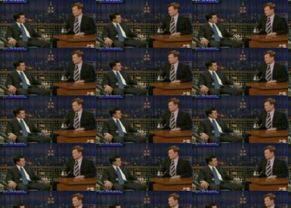 Conan Ends Stephen Colbert