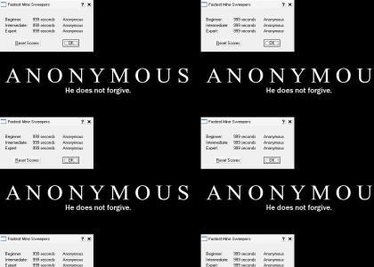 Anonymous Revealed