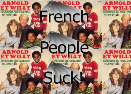 French Diff'rent Strokes