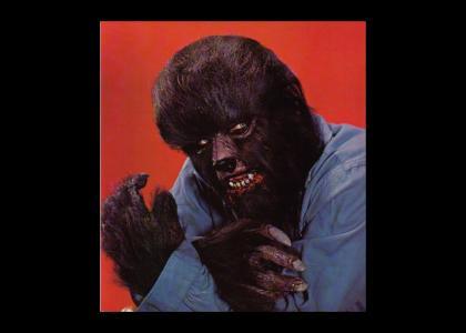 Derek the Werewolf  warns us of hearing loss