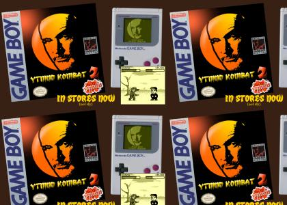 YTMND KOMBAT 2 : Gameboy Edition