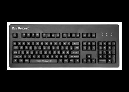 Eric Bauman's Keyboard #2