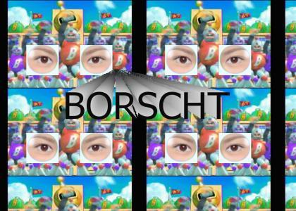 Ocular Dystromylia in Bubbleland