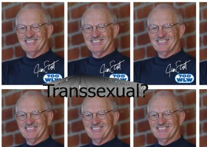 Jim Scott: Transsexual?