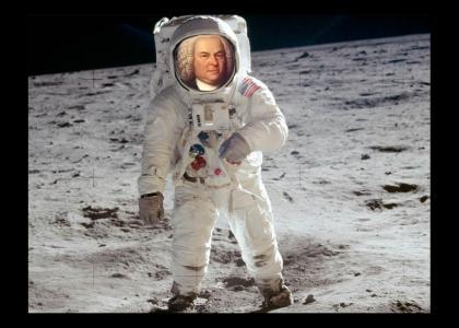 Bach at the Moon
