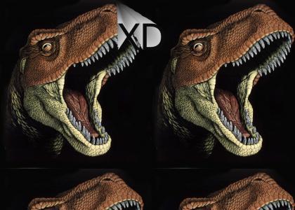 XD = Xtreme Dinosaur