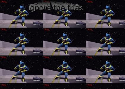 Voltron Represent! - - -  Robot Chicken breakdancing clip