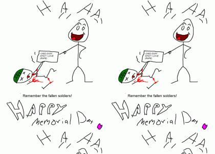 Happy Memorial Day Comrades!