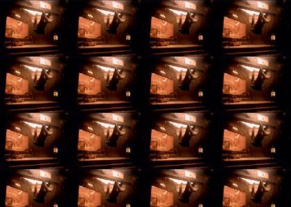 Trent Reznor Rides Spinna