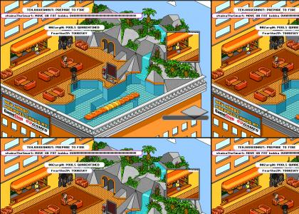 Habbo ROOFS CLOSED