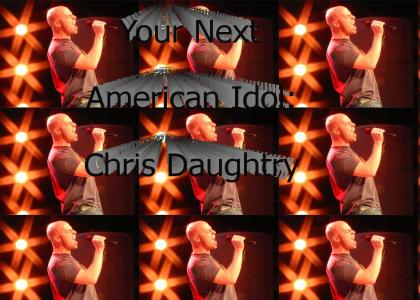 Chris Daughtry kicks ass