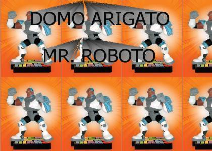 Domo Arigato Cyborg