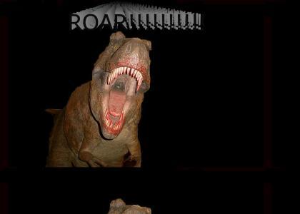 Roar I'm a Trex!