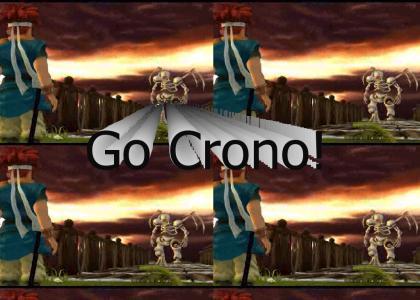 Chrono Trigger 3D: Crono Battles Zombor!!