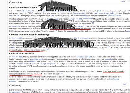 3 Dodged Lawsuits, 6 Months