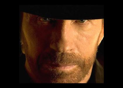 Chuck Norris STARES Into Your SOUL