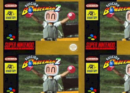 Suicide Bomberman 2!