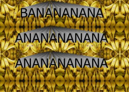 The shit is bananas