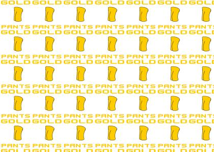 The Gold Pants Dance